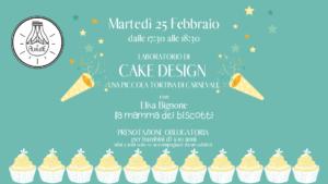 CAKE DESIGN per bambini @ Le Altalene